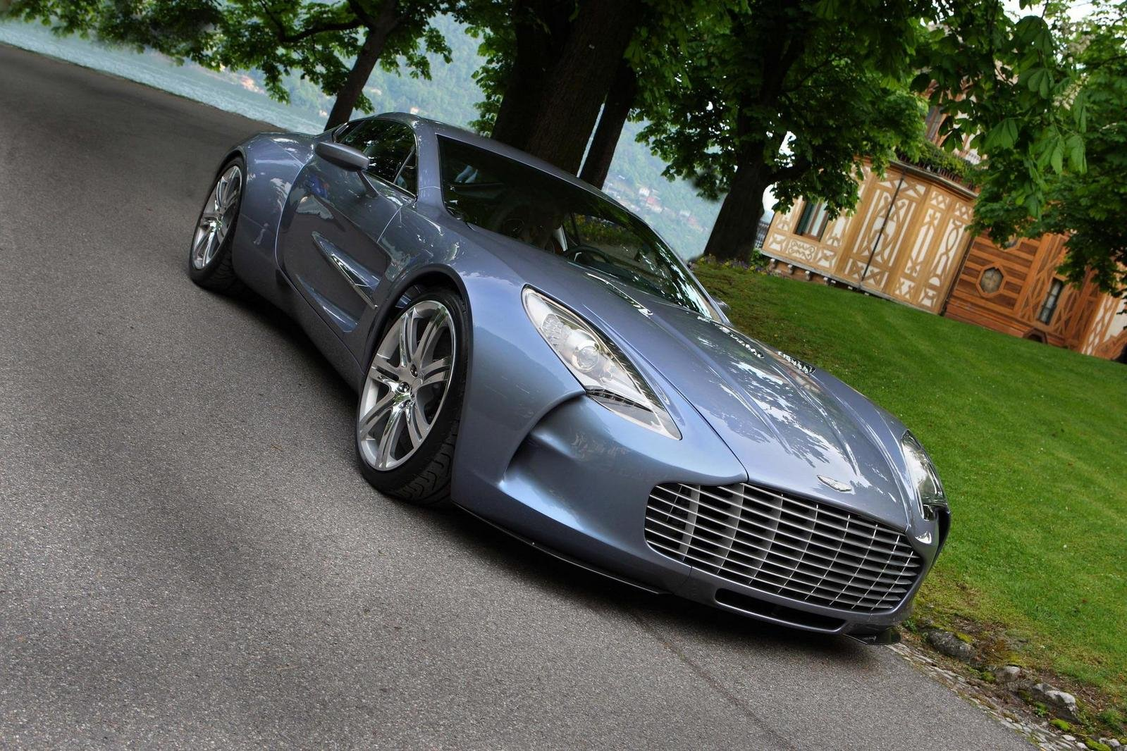 Aston Martin One-77 - New Image Gallery News - Gallery - Top Speed