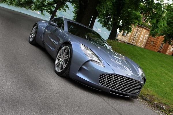 aston martin one-77 - new image gallery picture