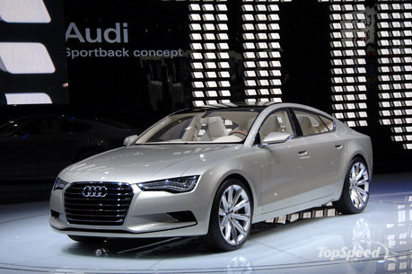 Audi A5 Sportback 2009. audi confirms a5 sportback and