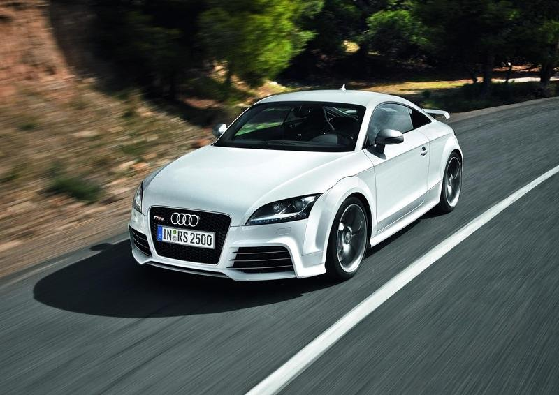Audi TT-RS - European prices announced