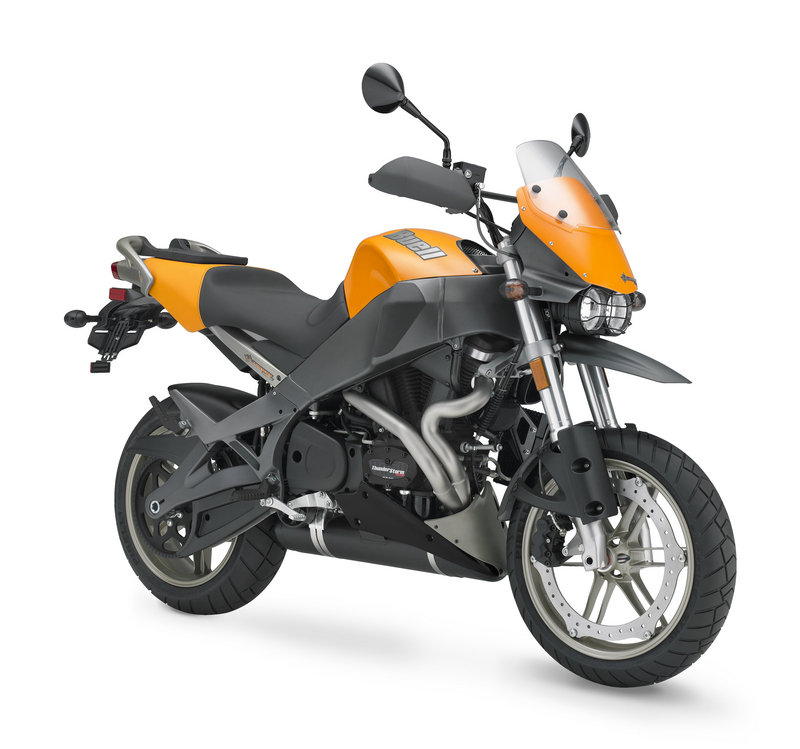 Buell's American Adventure Grant Contest: Submit trip essay and win 2009 XB12X Ulysses Grand Prize + the trip of your dreams