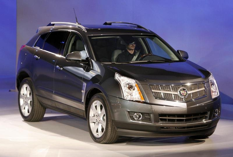 Cadillac SRX Crossover starts at $34,155