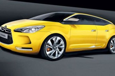 Citroen DS5 hybrid confirmed for 2011