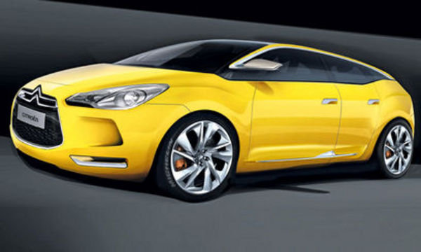 citroen ds5 hybrid confirmed for 2011 car news top speed. Black Bedroom Furniture Sets. Home Design Ideas