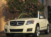 Initial thoughts: Mercedes Benz GLK 350 - image 302470
