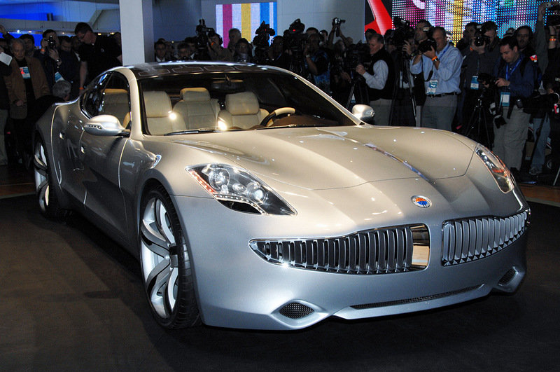Fisker will add smaller electric car in 2010
