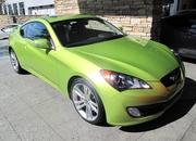 Hyundai Genesis Coupe 3.8 V6 track package first impression - image 301466