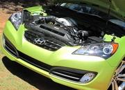 Hyundai Genesis Coupe 3.8 V6 track package first impression - image 301477
