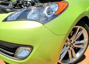 Hyundai Genesis Coupe 3.8 V6 track package first impression - image 301480