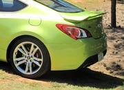 Hyundai Genesis Coupe 3.8 V6 track package first impression - image 301486