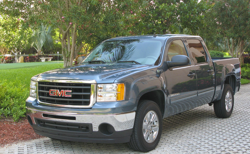 Initial thoughts: GMC Sierra Hybrid