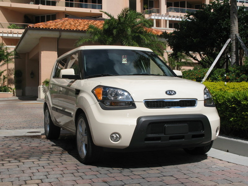 Initial thoughts: Kia Soul