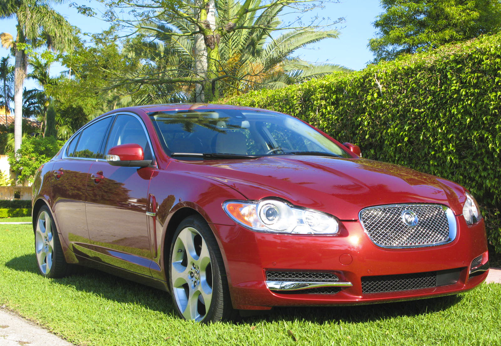 2009 jaguar xf supercharged picture 301922 car review top speed. Black Bedroom Furniture Sets. Home Design Ideas