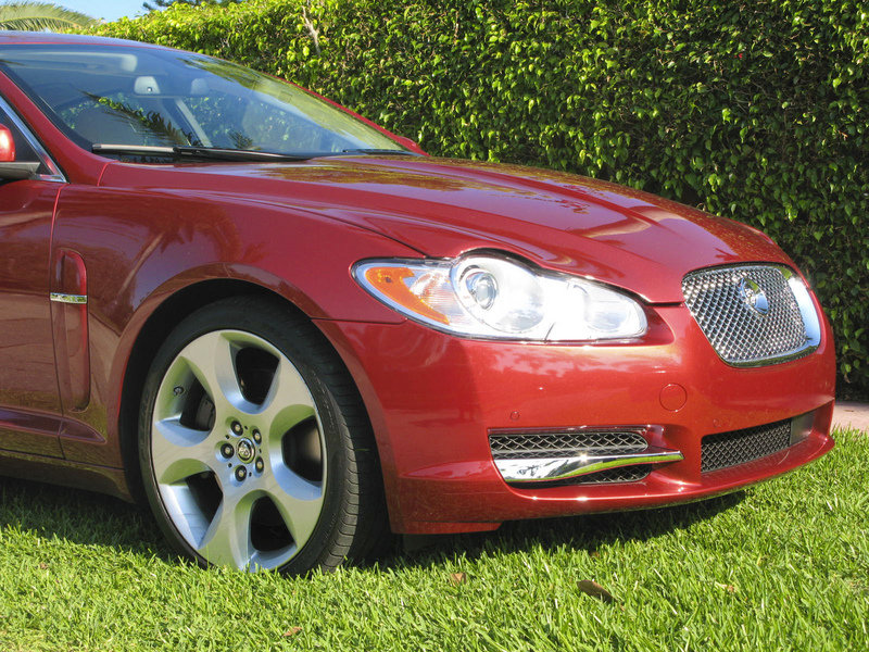 2009 Jaguar XF Supercharged - image 301927
