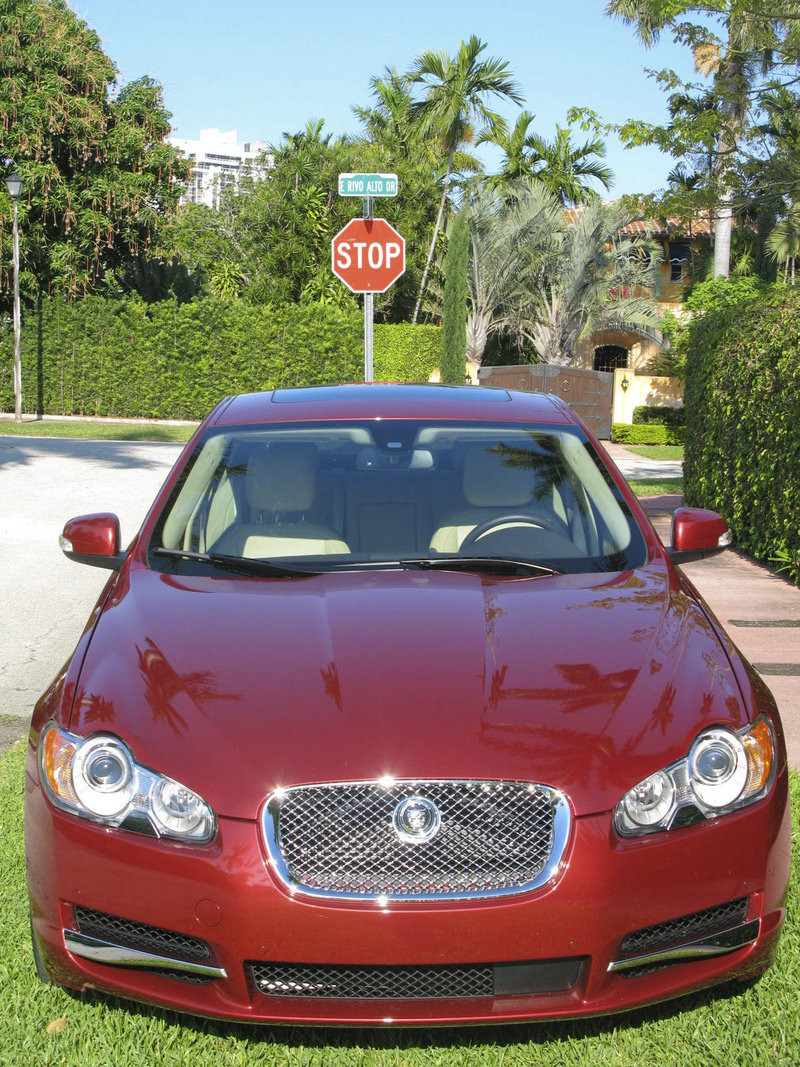 2009 Jaguar XF Supercharged - image 301935