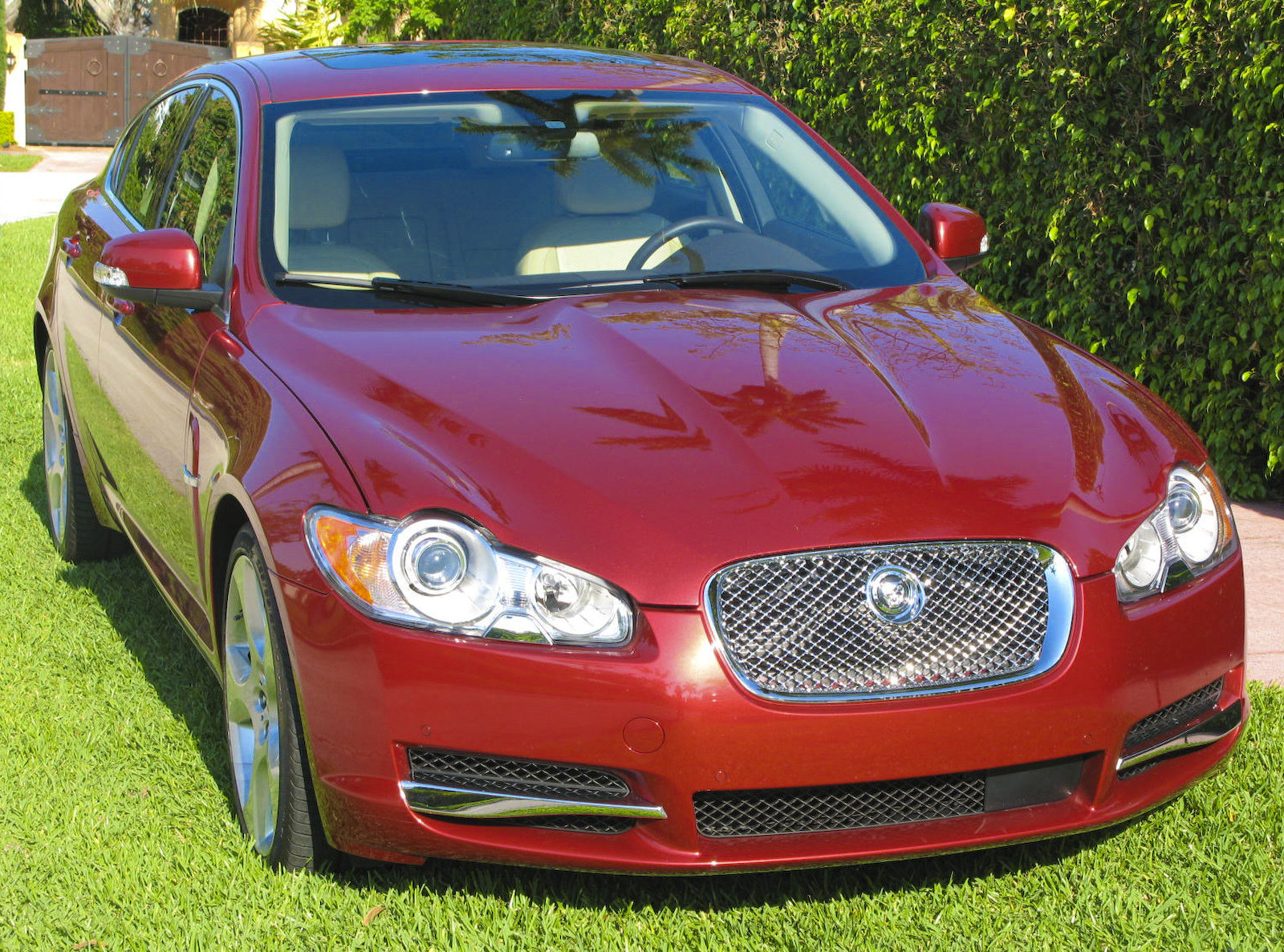 2009 jaguar xf supercharged picture 301915 car review top speed. Black Bedroom Furniture Sets. Home Design Ideas