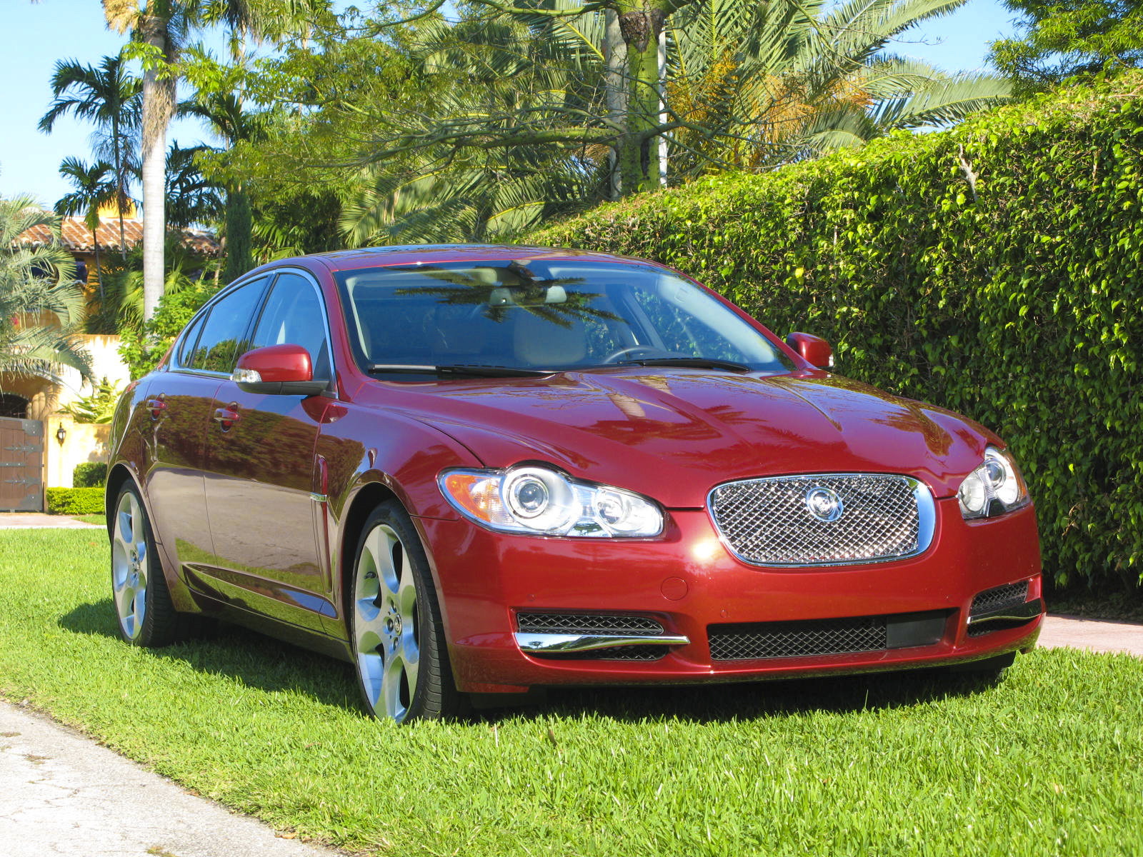 2009 jaguar xf supercharged picture 301916 car review top speed. Black Bedroom Furniture Sets. Home Design Ideas