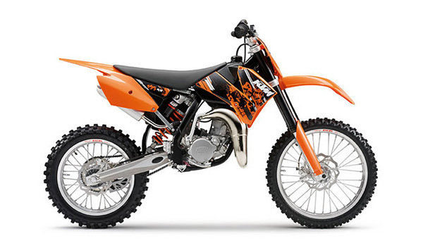 2009 ktm 105 sx motorcycle review top speed. Black Bedroom Furniture Sets. Home Design Ideas