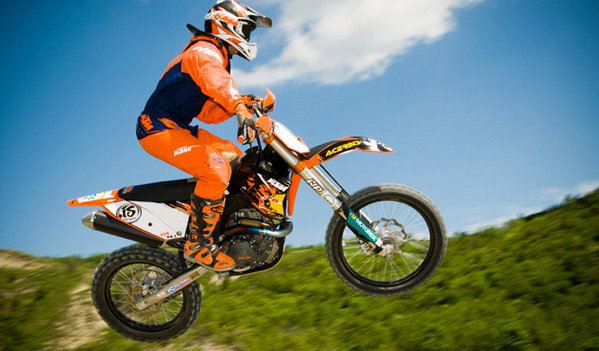 2009 ktm 250 sx review - top speed