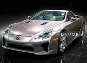 Lexus LF-A will go on sale in 2010: limited to only 500 units - image 302047