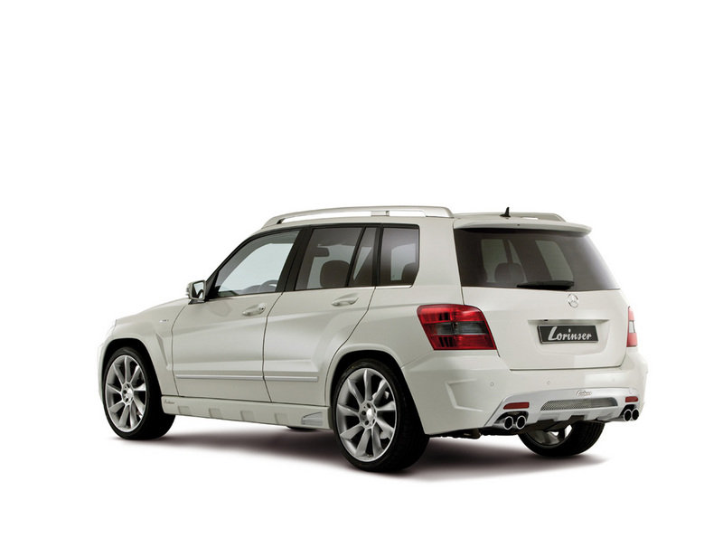 Mercedes-Benz GLK by Lorinser