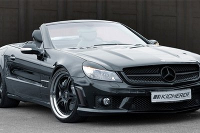 Mercedes Benz SL63 Evo RS Spec by Kicherer