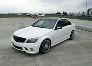 Mercedes C63 AMG by AVUS Performance