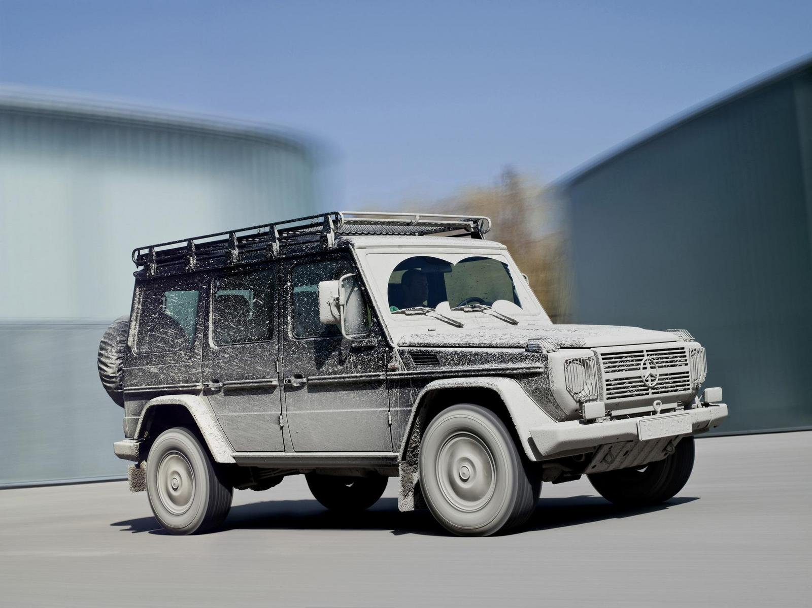 Custom G Wagon >> 2009 Mercedes G-Class LIMITED.30 And G-Class EDITION.PUR Review - Top Speed