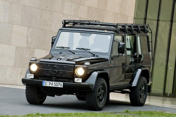 2009 mercedes g class and g class edition pur. Black Bedroom Furniture Sets. Home Design Ideas