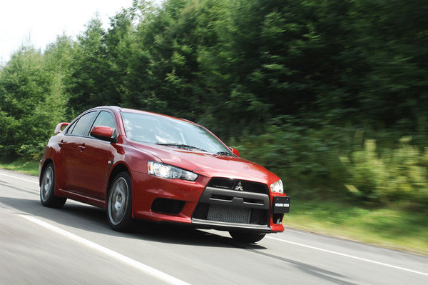 2009 Mitsubishi Lancer Evo X FQ330 SST Review  Top Speed