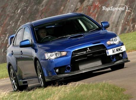 mitsubishi lancer evo x fq-400. Do you remember the Mitsubishi Evolution FQ