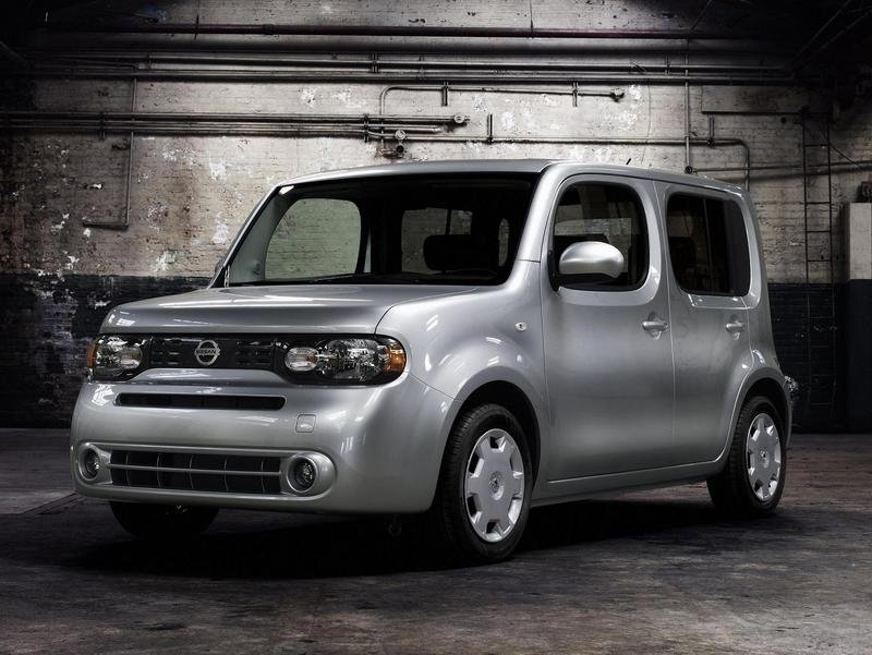 Nissan Cube now on sale!