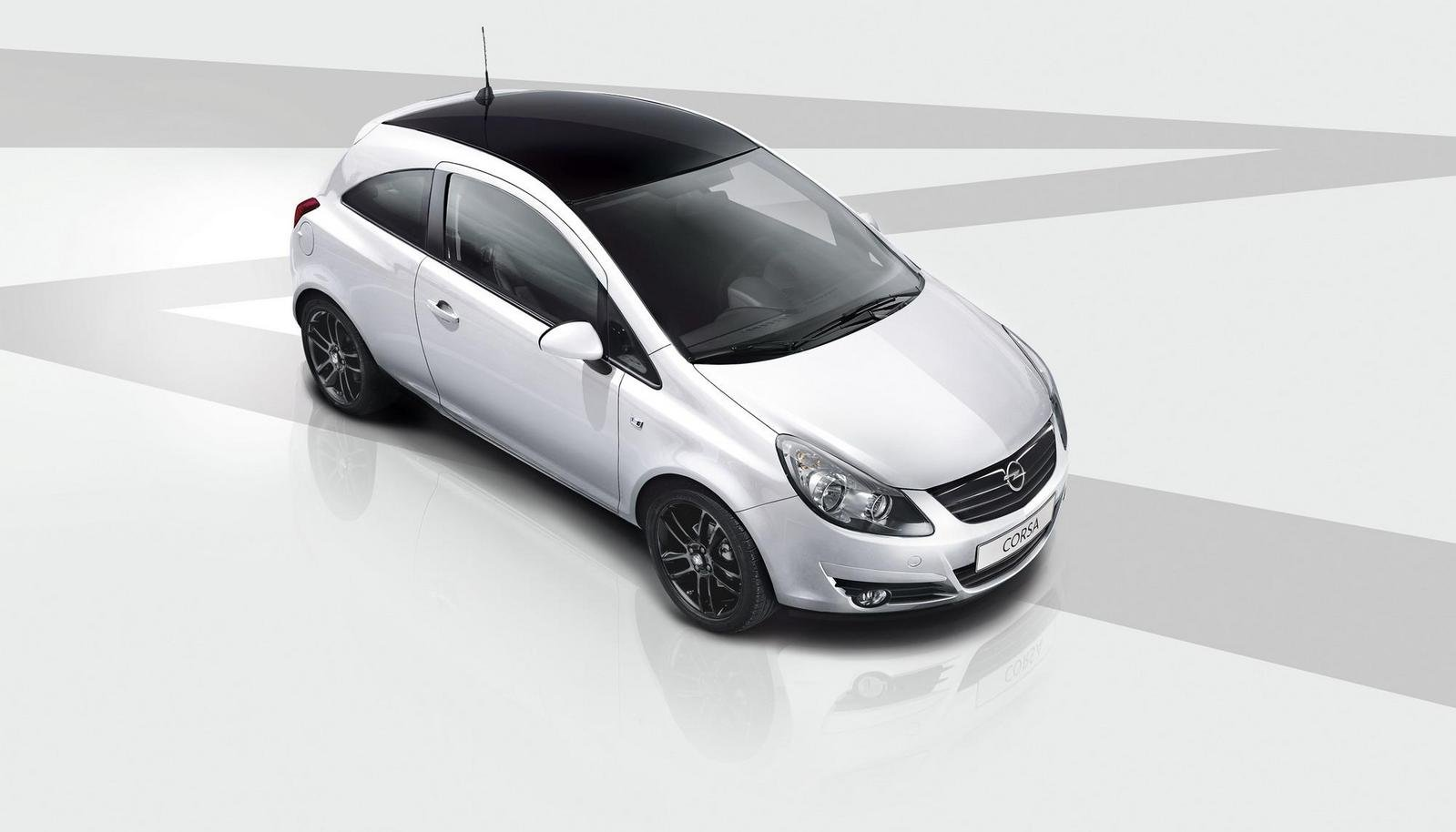 2009 Opel Corsa Color Edition Top Speed