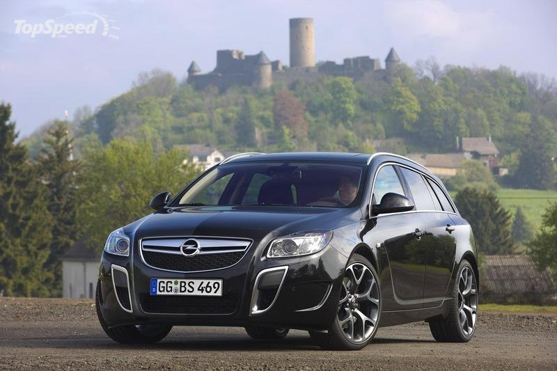2010 Opel Insignia OPC Sports Tourer - image 301338