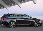 2010 Opel Insignia OPC Sports Tourer - image 301340