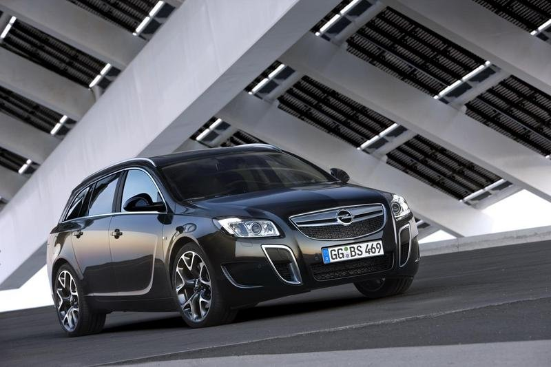 2010 Opel Insignia OPC Sports Tourer - image 301341