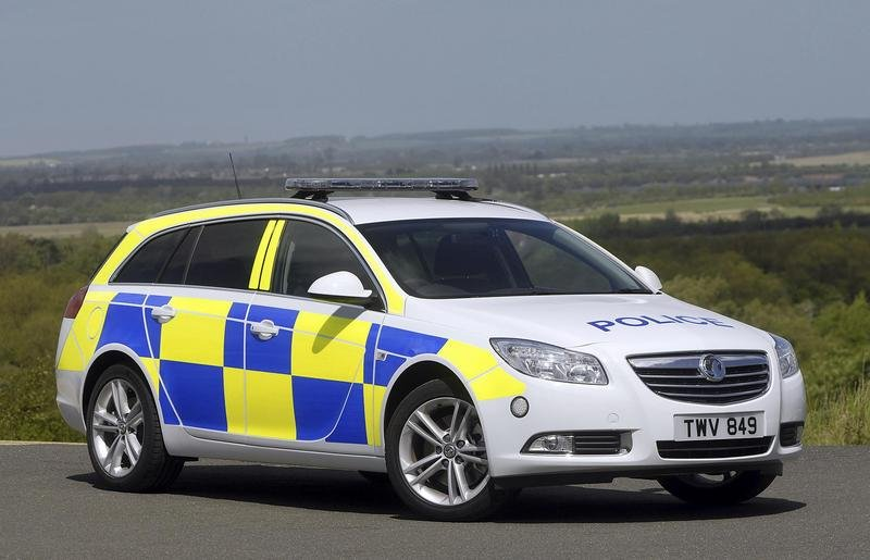 Vauxhall Insignia Police Edition