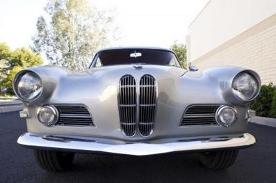 1959 BMW 503 @ Russo and Steele