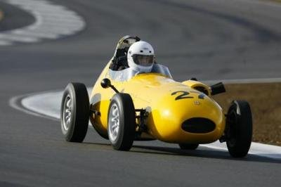 1959 Sadler Formula Junior Monoposto @ Russo and Steele