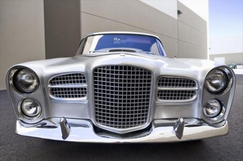 1960 Facel Vega HK500 Two Door Coupe @ Russo and Steele