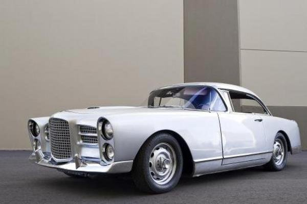 1960 Facel Vega Hk500 Two Door Coupe Russo And Steele