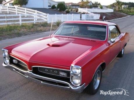 1967 pontiac gto russo and steele