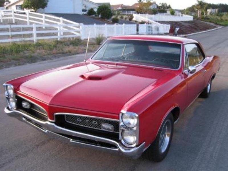 Gto Roof Panel Replacement    1966 Gto Project For Sale In