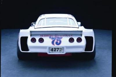 1969 Chevrolet Corvette 1974-1975 Greenwood IMSA Road-Racing GT @ Russo and Steele