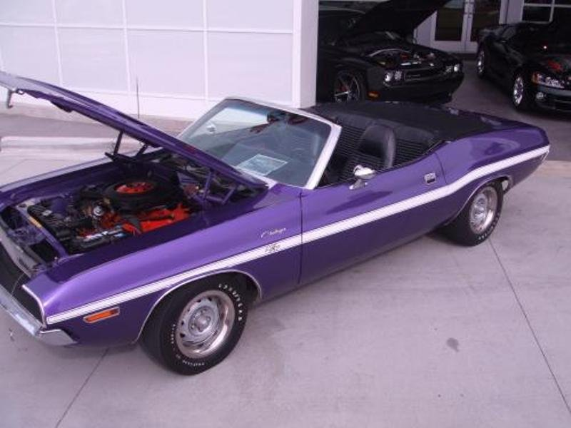 1970 Dodge Challenger 440 Convertible @ Russo and Steele