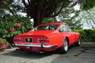 1970 Ferrari 365 GT 2+2 @ Russo and Steele