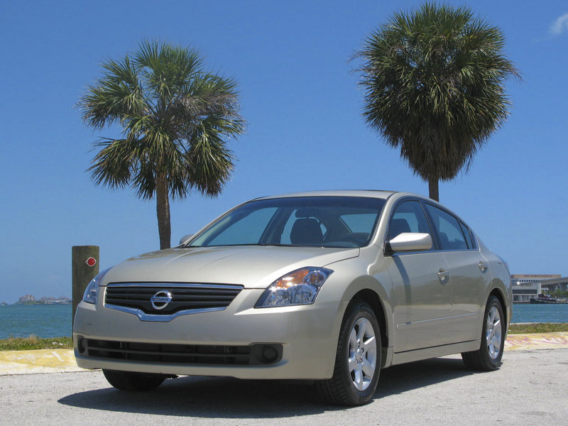 2009 Initial thoughts: Nissan Altima 2.5 S
