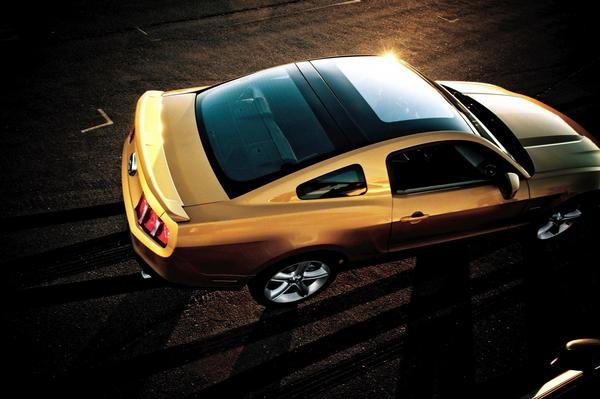 2010 Ford Glass Roof Mustang Car Review Top Speed