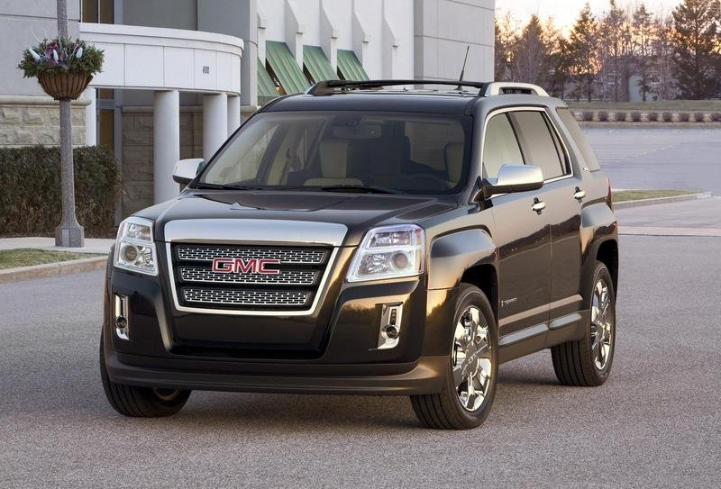2010 GMC Terrain prices announced