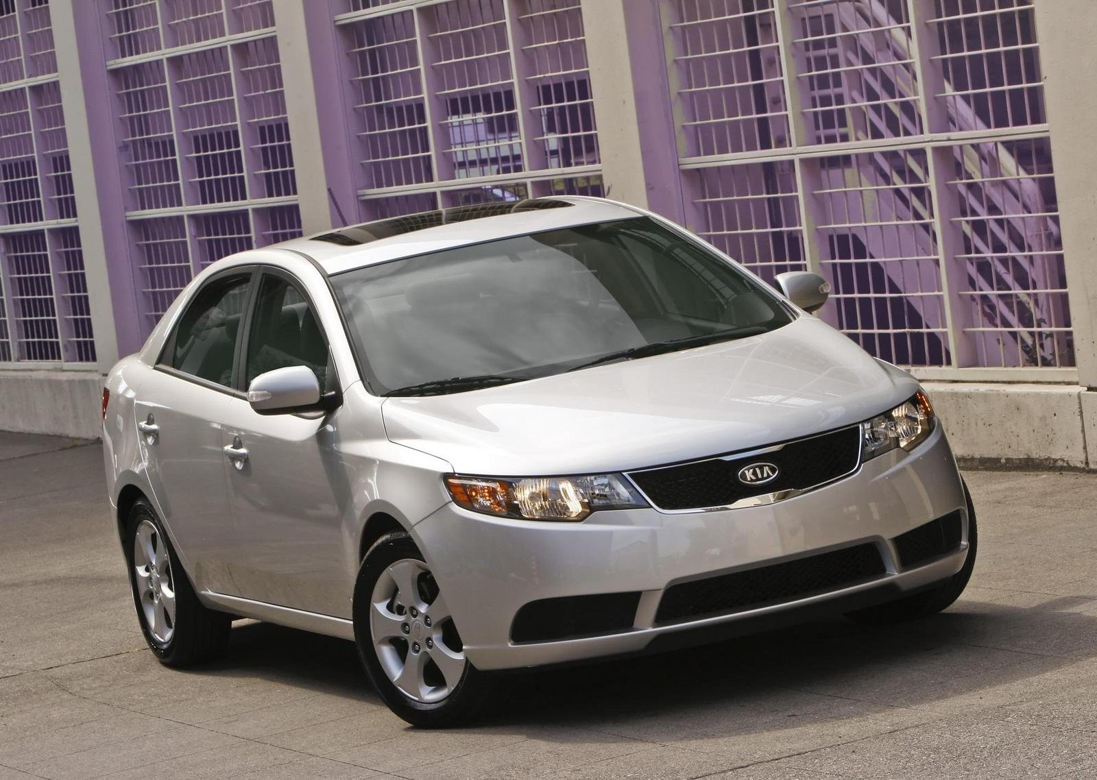 2010 kia forte prices announced news top speed. Black Bedroom Furniture Sets. Home Design Ideas